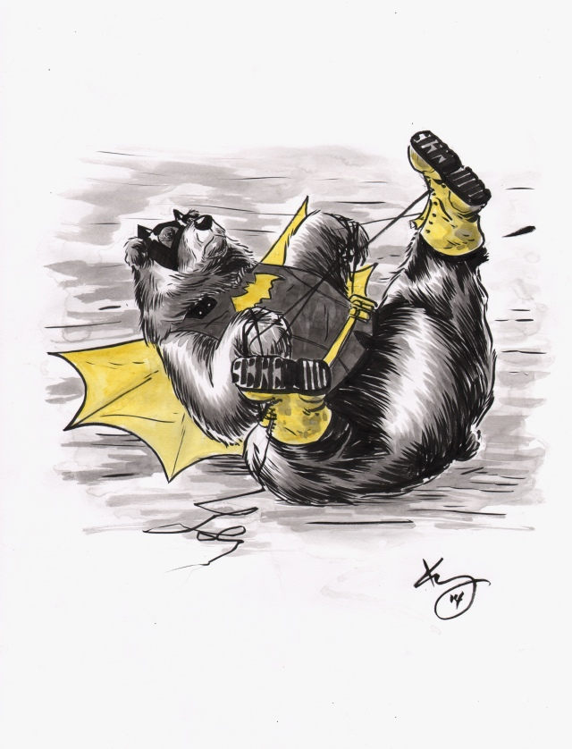 batgirl bear