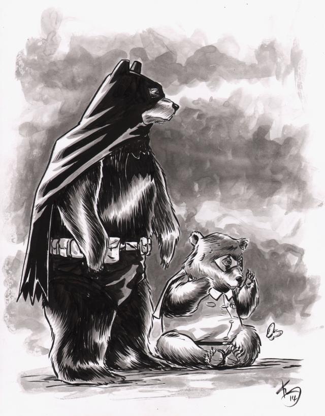 dynamic duo bears