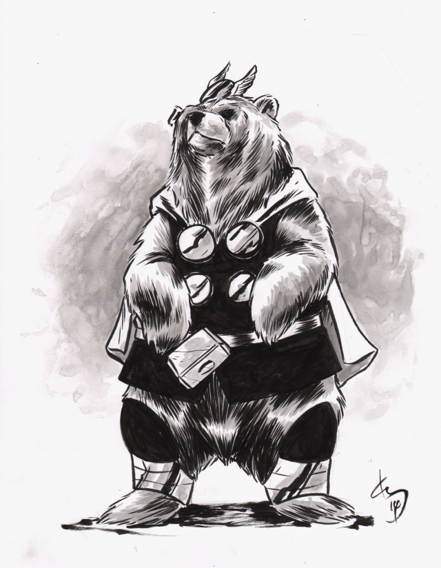 thor bear