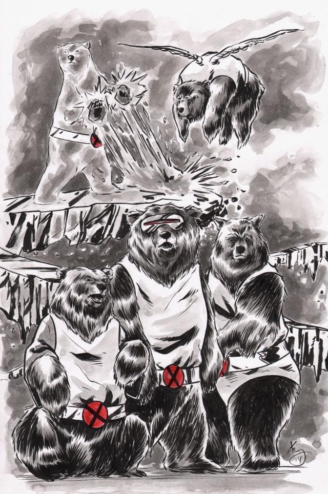 x bears
