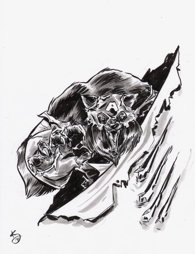 werewolf CA