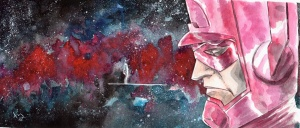 galactus silver turned