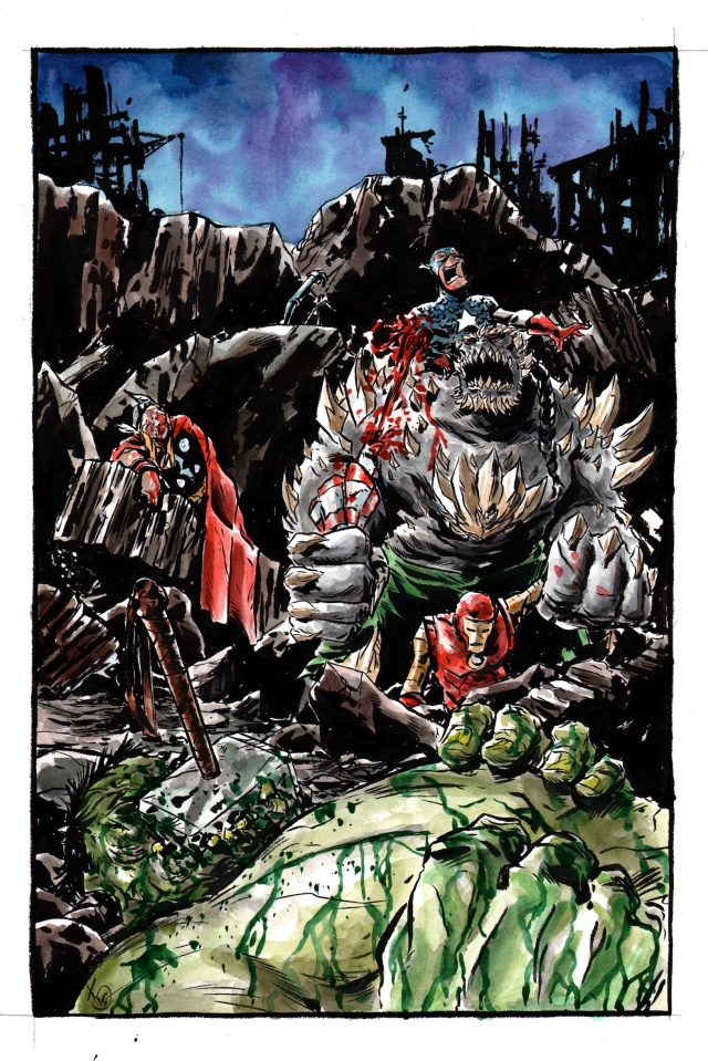 doomsday avengers small