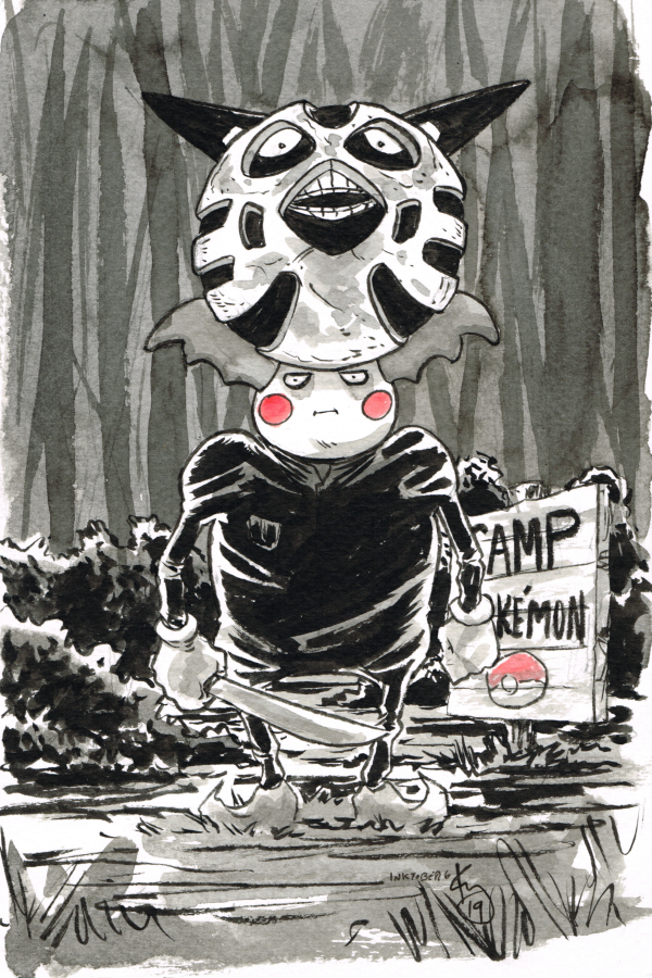 6 glalie mime